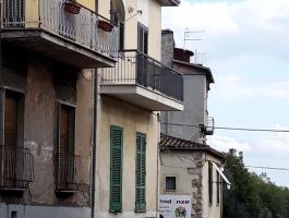 Ferentino - Via Giovanni Ballina
